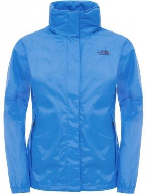 The North Face W RESOLVE JACKET modrá XL - Dámska nepremokavá bunda