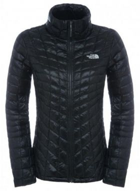 The North Face W THERMOBALL FULL ZIP JACKET čierna S - Dámska bunda