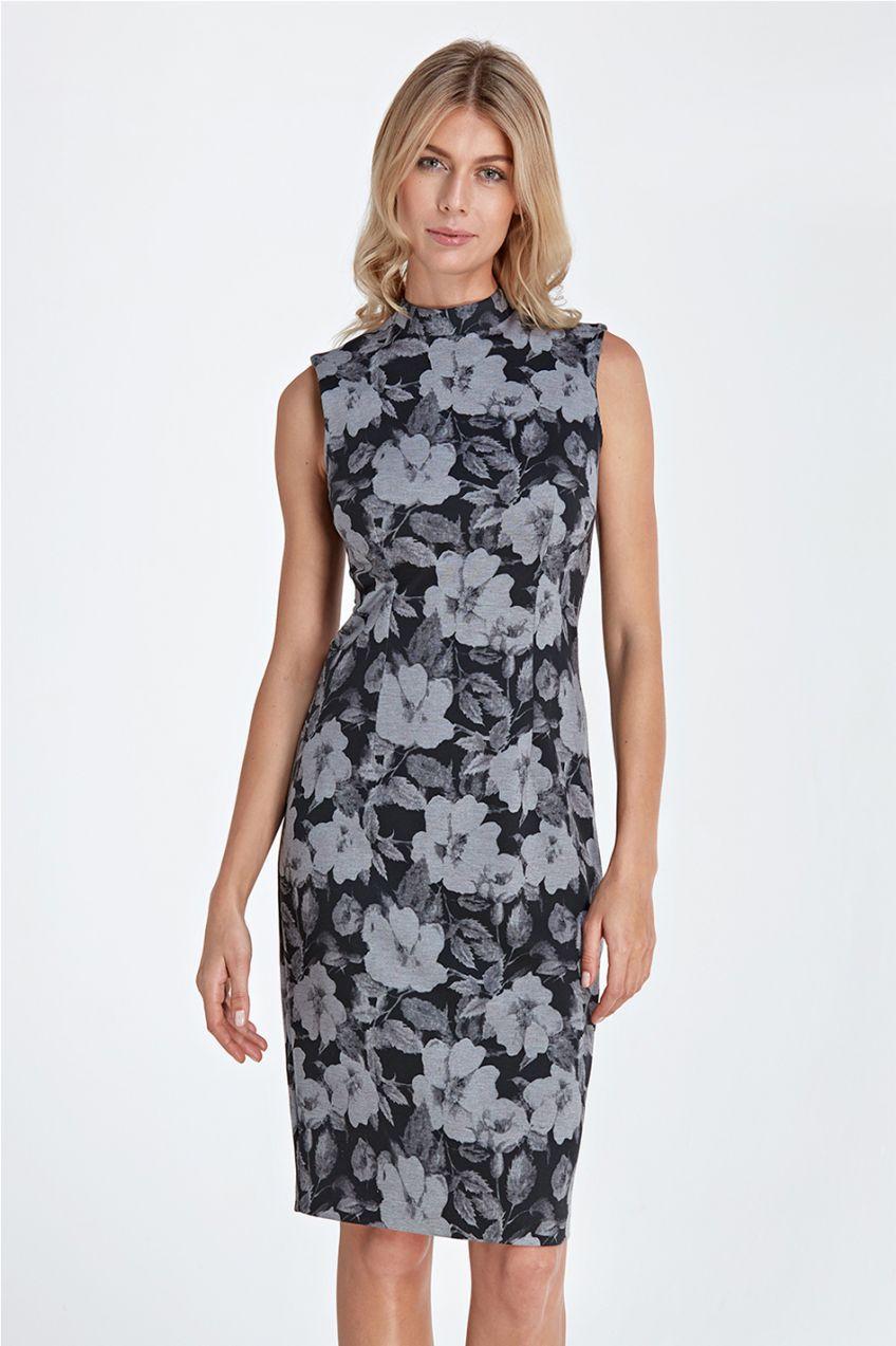 e88d95e47850 Kvetované šaty CS06 značky Colett - Lovely.sk