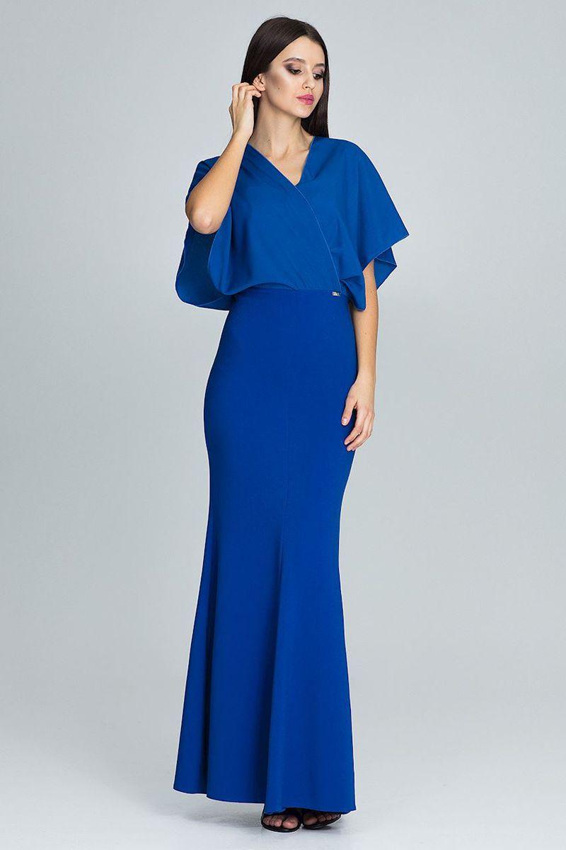 aae56ee24 Modré šaty M577 značky Figl - Lovely.sk