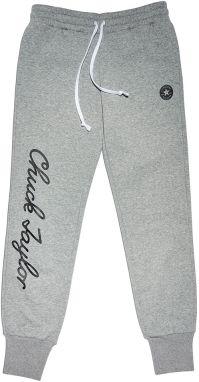 336b88f5bee5 Dámske sivé teplákové nohavice Chuck Taylor Signature Pant