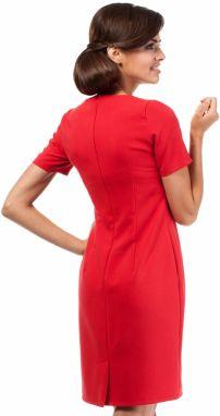 8ef2288b655e Červené šaty MOE 192 značky Moe - Lovely.sk