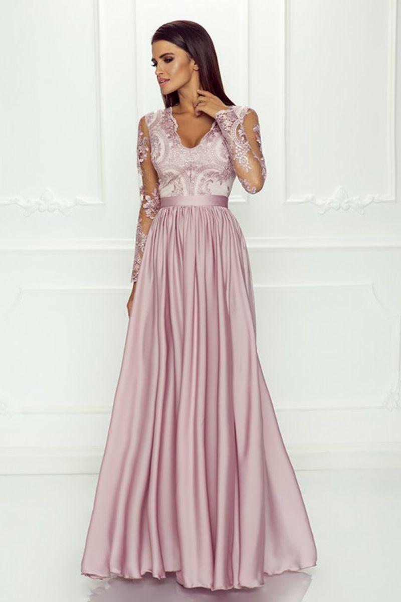 bb39c13d2 Svetlofialové šaty Luna značky EMO - Lovely.sk