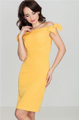 2b02be45fe47 Dursi Dámske šaty DRESS 081 YELLOW LEMON značky Dursi - Lovely.sk