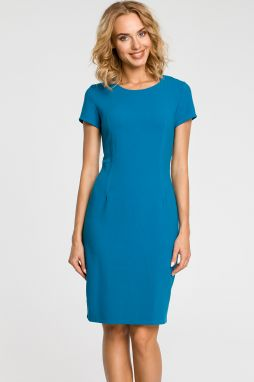 571c7238c5ff Modré šaty MOE 186