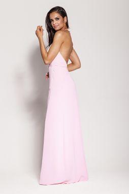 0f82f96bba6b Svetloružové šaty Lorica značky Dursi - Lovely.sk