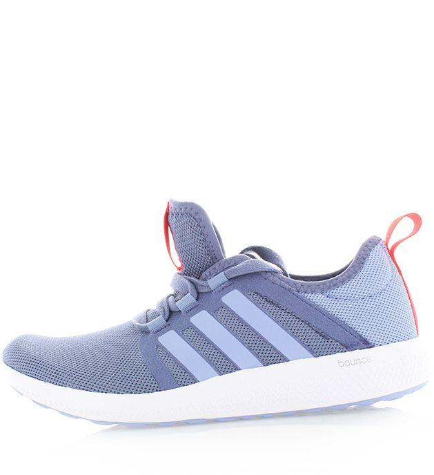 2c7abb5aac44 Dámske fialové tenisky ADIDAS Climacool Fresh Bounce značky adidas ...