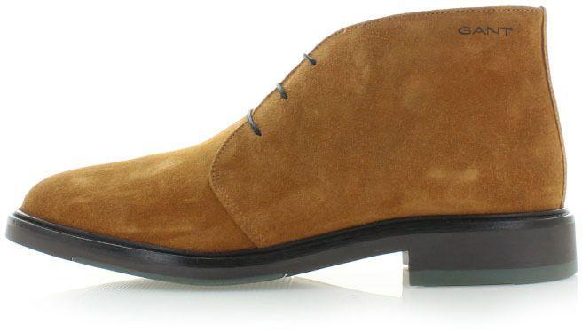 a424af4088 Pánske škoricové členkové topánky Gant Walter značky Gant - Lovely.sk