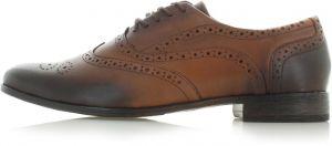 7a771244c8 Pánske hnedé kožené topánky Barton značky Paolo Gianni - Lovely.sk