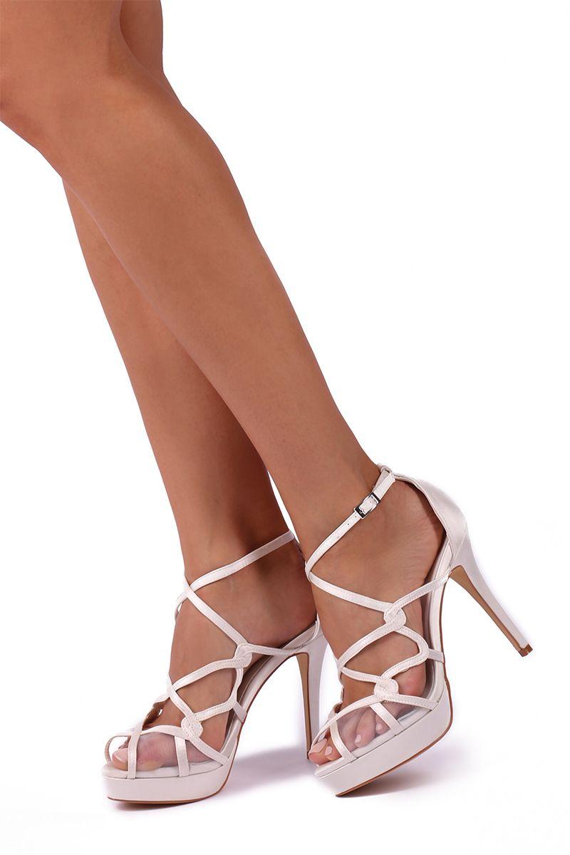 990f92cab5 Smotanové sandále Alodia značky Menbur - Lovely.sk