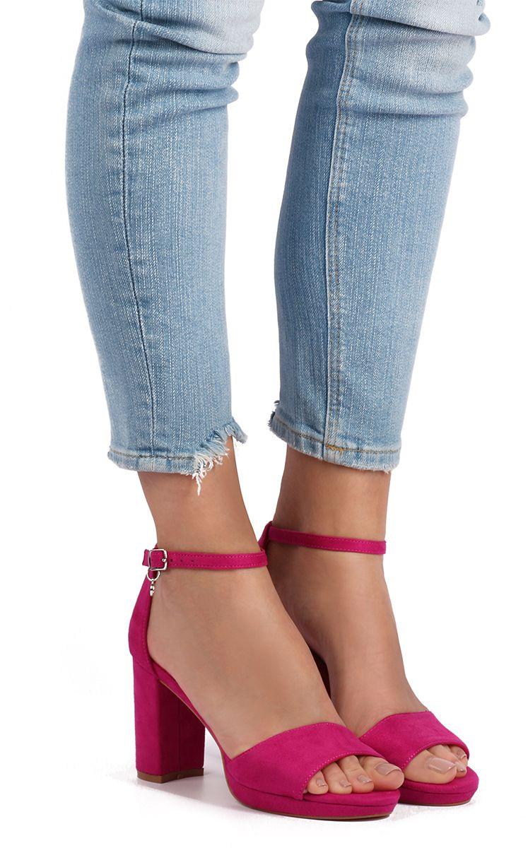 9620b5fc67c4 Fuchsiové sandále 35047 značky Xti - Lovely.sk