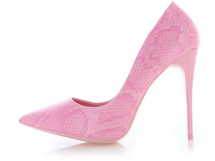 ce4357f1d9c8 Ružové lodičky Ambelin značky Vices - Lovely.sk