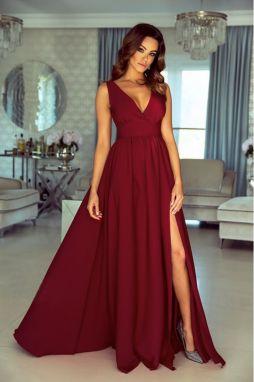 b1213dce233e Červené šaty so spadnutými ramenami Chi Chi London Jade značky Chi ...