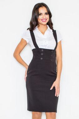 da9dd0862bca Čierna sukňa M559 značky Figl - Lovely.sk