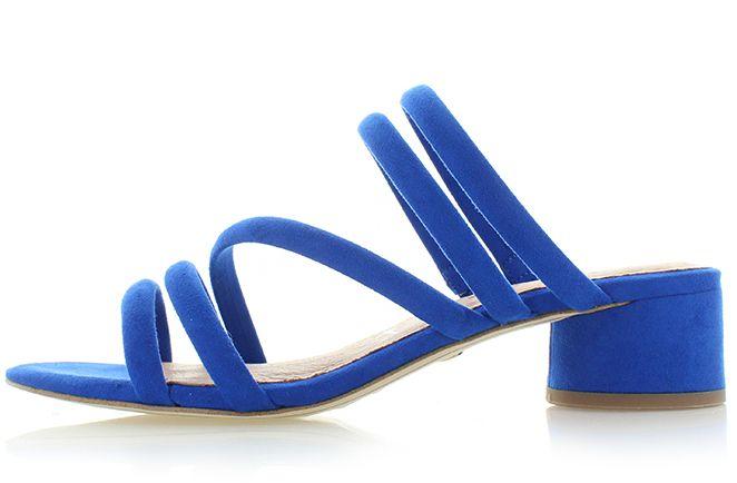 84eb750def974 Modré šľapky 1-27237 značky Tamaris - Lovely.sk