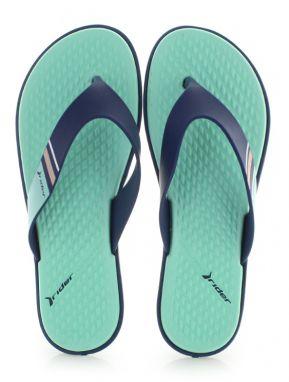 e9d4e7085a7e Modro-zelené šľapky Aqua Thong