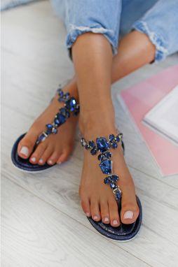 0a62a396e96c Dámske nízke sandále - Lovely.sk