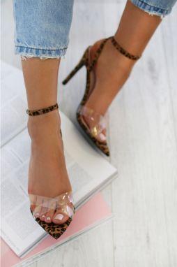 c5d77fa7435f5 Dámske sandále na podpätku - Lovely.sk