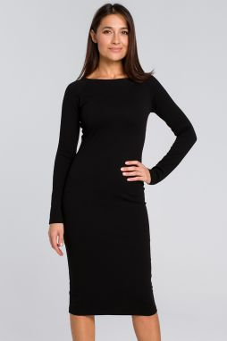 752eed1b5c08 VENCA Puzdrová sukňa s rázporkom čierna 38 značky VENCA - Lovely.sk