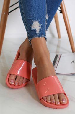 e9123349da Ružové šľapky Snap Slide Fem