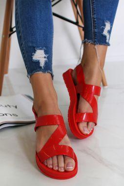 6a820276a6d17 Dámske nízke sandále - Lovely.sk