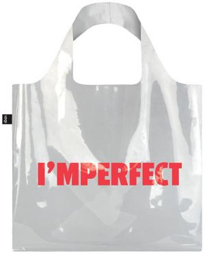 Transparentná taška I'mperfect Bag