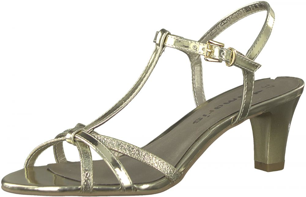 33f222c00c96b Remienkové sandále TAMARIS Zlatá TAMARIS značky Tamaris - Lovely.sk