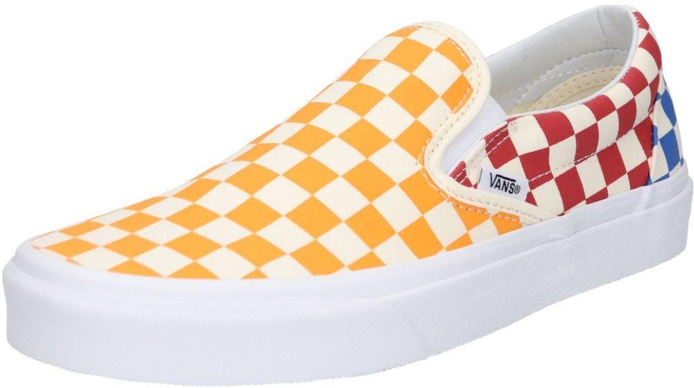 f4aaae49a7008 Slip-on obuv VANS Modré / žlté / červené VANS značky Vans - Lovely.sk