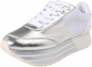 e23c2538fb Nízke tenisky  Sneaker  Calvin Klein Jeans Strieborná   Biela Calvin Klein  Jeans