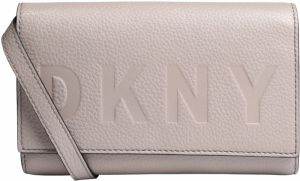 Peňaženka 'COMMUTER-WALLET ON A STRING-NO STUD' DKNY Sivá DKNY