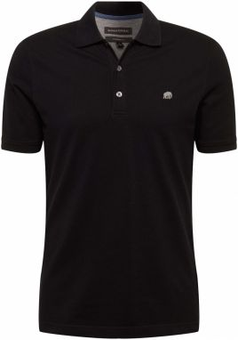 Banana Republic Tričko 'ST Branded Pique Polo Basics'  čierna