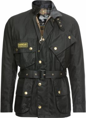 Barbour International Prechodná bunda 'B. Intl International Original'  čierna
