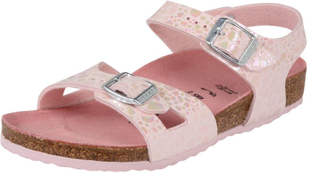 94e88e718 Sandále 'Rio' BIRKENSTOCK Zlatá / Rosé BIRKENSTOCK značky ...