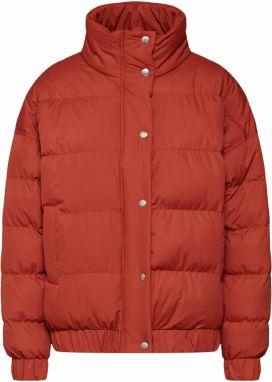 e4ee87947 Oranžová prešívaná nadýchaná krátka zimná bunda TALLY WEiJL značky ...