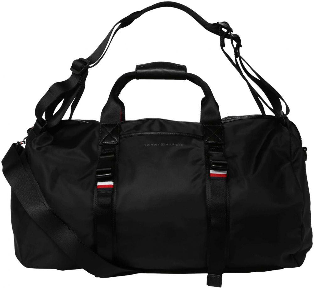 09aa08b508c83 Cestovná taška TOMMY HILFIGER čierna TOMMY HILFIGER značky Tommy ...
