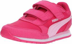 a8691451e8b94 Puma Dievčenské tenisky s mašľou - ružové značky Puma - Lovely.sk