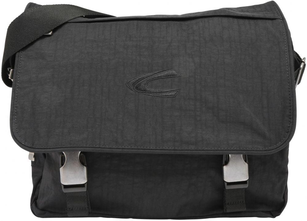 c859d0ef8 Taška cez rameno 'Journey' CAMEL ACTIVE čierna CAMEL ACTIVE značky ...