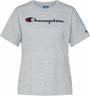 Champion Authentic Athletic Apparel Tričko  sivá melírovaná