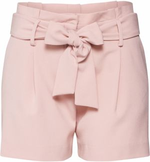 ONLY Nohavice 'onlFINI Z MW PAPERBAG SHORTS TLR'  rosé