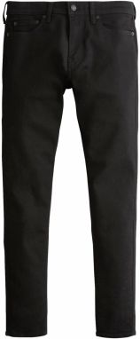 HOLLISTER Džínsy 'STAY BLACK SUPER SKINNY (F) 1CC'  čierna denim