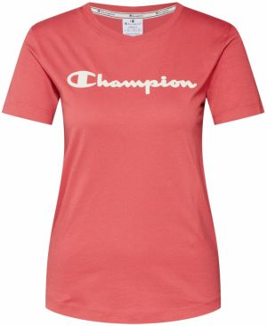 Champion Authentic Athletic Apparel Tričko  burgundská