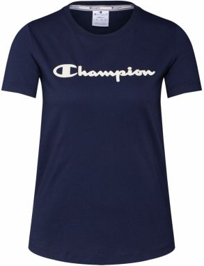 Champion Authentic Athletic Apparel Tričko  námornícka modrá