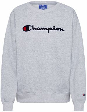 Champion Authentic Athletic Apparel Mikina  sivá melírovaná