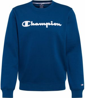 Champion Authentic Athletic Apparel Mikina  petrolejová / biela