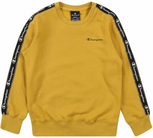 Champion Authentic Athletic Apparel Mikina 'Crewneck'  horčicová