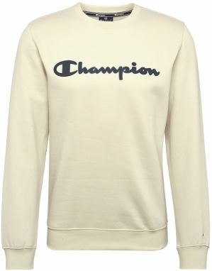 Champion Authentic Athletic Apparel Mikina  tmavomodrá / šedobiela