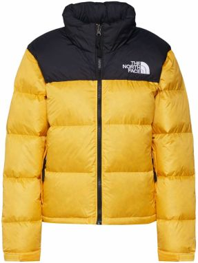 THE NORTH FACE Zimná bunda '1996 Retro Nuptse'  žlté