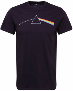 Mister Tee Tričko 'Pink Floyd Dark Side of the Moon Tee'  čierna
