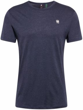 G-Star RAW Tričko 'Base-s r t s\s'  modré