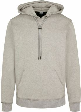 Urban Classics Mikina 'Two Face Hoody'  sivá
